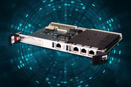 Wenn es um die Rechenleistung geht: 16 Kerne auf 6U VMEbus mit Intel Xeon D