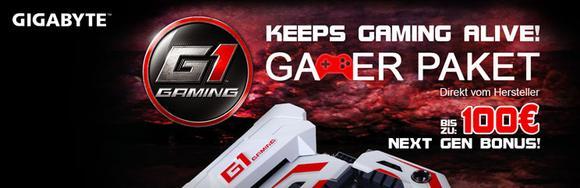 GIGABYTE-G1-Gamer-Paket