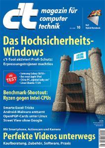 Das Hochsicherheits-Windows von c't: Profi-Schutz für Heim-Computer