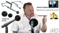 VIDEO SESSION at LMP Studios LA – Studio mic M 221 for Decca tree and more