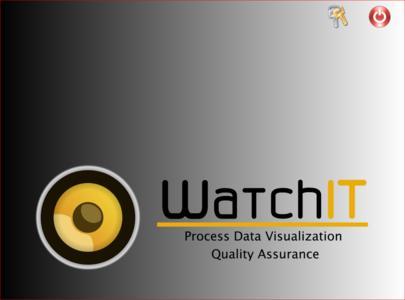WatchIt/QA Startbildschirm