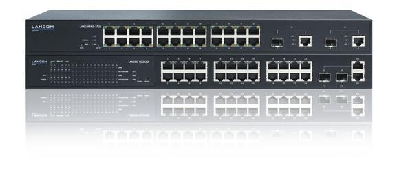 Bild LANCOM ES-2126P und ES-2126