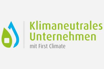 PROTEMA ist als Klimaneutrales Unternehmen zertifiziert