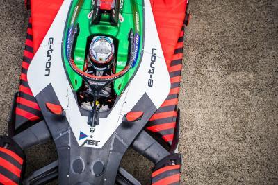 René Rast im Formel-E-Rennwagen von Audi Sport ABT Schaeffler / Bildquelle: Audi Media Center