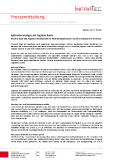[PDF] Pressemitteilung: Spitzentechnologie auf engstem Raum