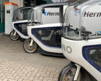 E-Lastenräder Swobbee Hermes Berlin (Copyright Hermes)