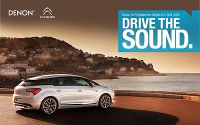 Denon & Citroën – Drive The Sound