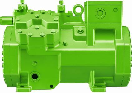 Les compresseurs à pistons BITZER ECOLINE ne sont pas seulement idéals pour les applications au CO2