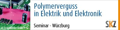 Polymerverguss in Elektrik und Elektronik