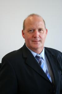 Hubert S. Hohenstein, Geschäftsführer der First Businesspost GmbH