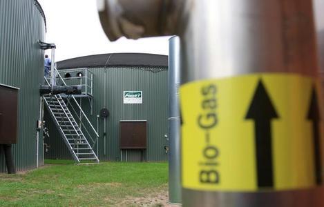 Biogasleitung PlanET