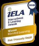 "Das Münchner E-Learning Unternehmen ""Pink University"" gewinnt in New York den ""International E-Learning Award"""