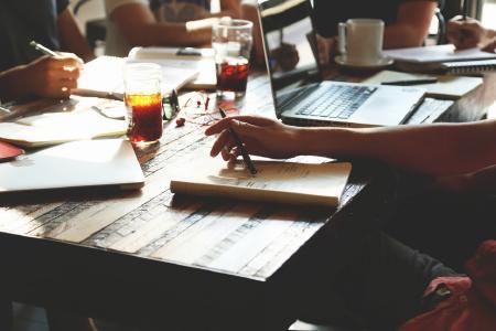 OPROMA unterstützt Start-ups in der Planung und Organisation