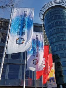 Leuze electronic ist einer von 14 Weltmarktführer im Landkreis Esslingen