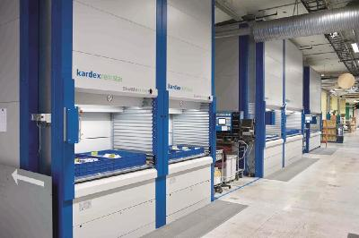 The new VLM BOX from Kardex Remstar: for improved efficiency and a better overview