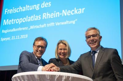 Rhein-Neckar digital entdecken