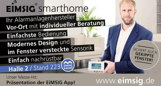 VdS-geprüfter Einbruchschutz Made by Alarmanlagen EiMSIG®