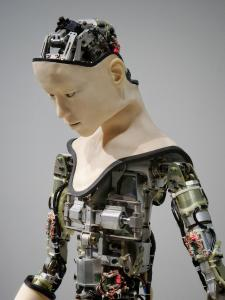 Robotik & KI im Fokus der Online-Konferenz MedTech Rheinland-Pfalz am 12.05.2020. Bildquelle: Photo by Franck V. on Unsplash