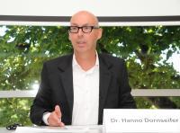IHK-Präsident Dr. Hanno Dornseifer, Quelle: Becker & Bredel