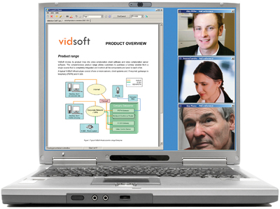 VisualGate sells VidSoft Desktop-Videoconferencing
