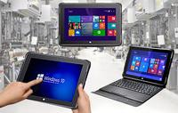 2 in 1 Tablet PC FPM101-IP65
