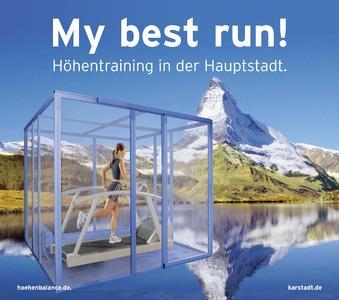 Plakat: Best Run Berlin