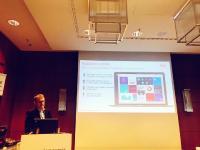 Marc Buschmann, Head of Supplier Management - Global Procurement referiert über die Digitalisierung des Einkaufs von Melitta