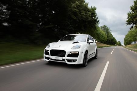 Leistungsplus und sportlicher Sound für den Porsche Cayenne Diesel