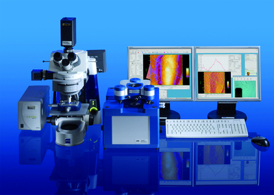 BioMAT™ Workstation – Uncompromising AFM and Optical Imaging of Opaque Samples