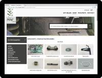 Mogparts Shop für Unimog-Ersatzteile