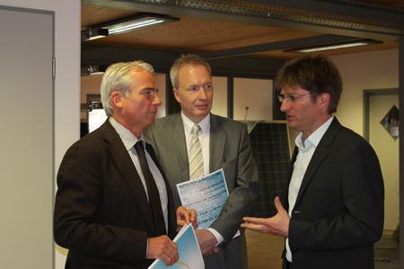 Besuch von Thomas Strobl MdB, Landesvorsitzender der CDU Baden-Württemberg, am 03.04.2012