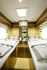 Ein Ort des Wohlfühlens - die Einzelbetten des VARIO Star 800