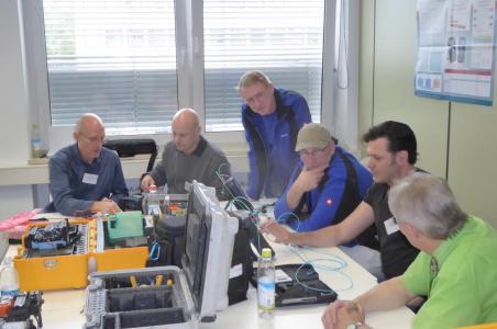 Praxisnahe LWL-Workshops bei eudisa