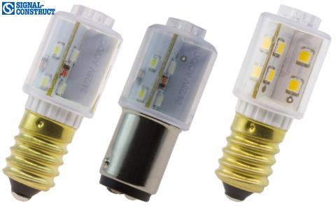 The new Sistar®-II LED lamps family, by Signal-Construct.