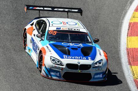 #65 BMW M6 GT3, BMW Team Teo Martín, International GT Open, Spa-Francorchamps