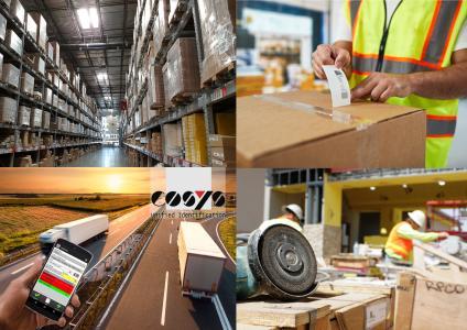 COSYS TMS Verlade- und Ablieferscannung Software für SHK Branche