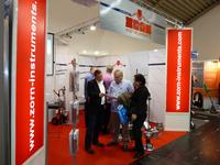 Developing story - ZORN Instruments at BAUMA 2013