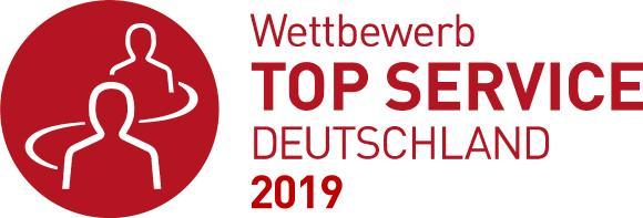 TOP SERVICE Deutschland 2019