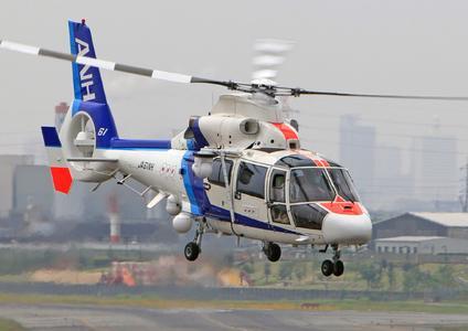 AS365 N2 / © Copyright Eurocopter, Chikako Hirano