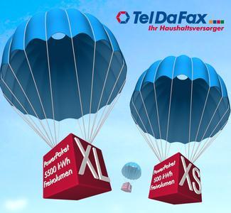 Teldafax Powerpakete