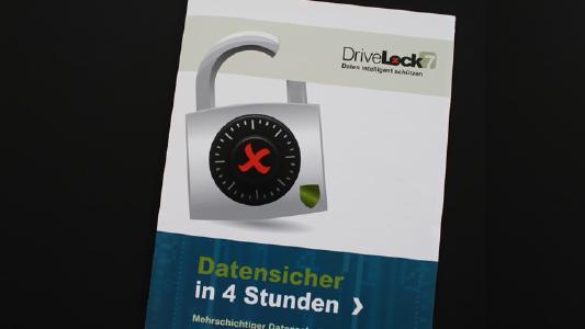 DriveLock7 - Einfacher war Datensicherheit noch nie.