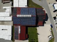 Photovoltaikanlage Bäckerei Scherer - ABEL ReTec 3
