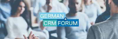 beDirect ist Leadpartner beim German CRM Forum in München