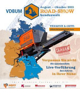 ARJES IMPAKTOR 250 evo Live auf der VDBUM Road Show erleben!