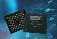 NanoSSD storage solution with small form factor and high storage capacity