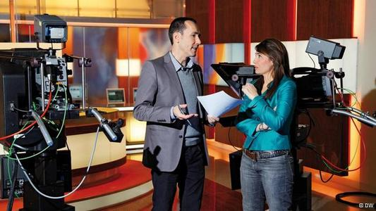 DW streamlines television programming for Latin America and Asia