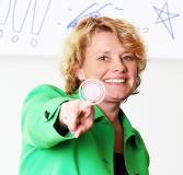 Antje Minhoff repräsentiert den Deutschen Managerverband in Berlin und Brandenburg
