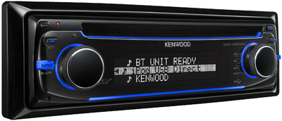 "Kenwood KDC-W6041U ""Blueliner"" CD-Receiver"
