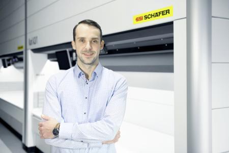 Christian Krause, Head of Logistics at C+C Krug GmbH