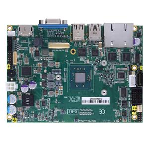 Wide-voltage Range, Fanless 3.5-inch Embedded SBC with Great Expansions - Axiomtek CAPA843